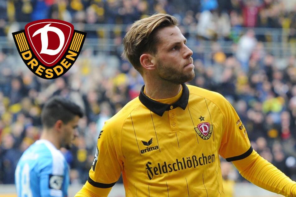 Ex-Dynamo Justin Eilers wechselt in die 3. Liga
