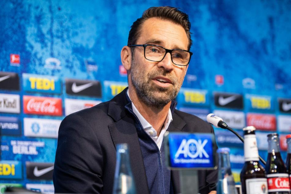 Hertha-Manager Michael Preetz rechnet mit einem besonderen Transfersommer.