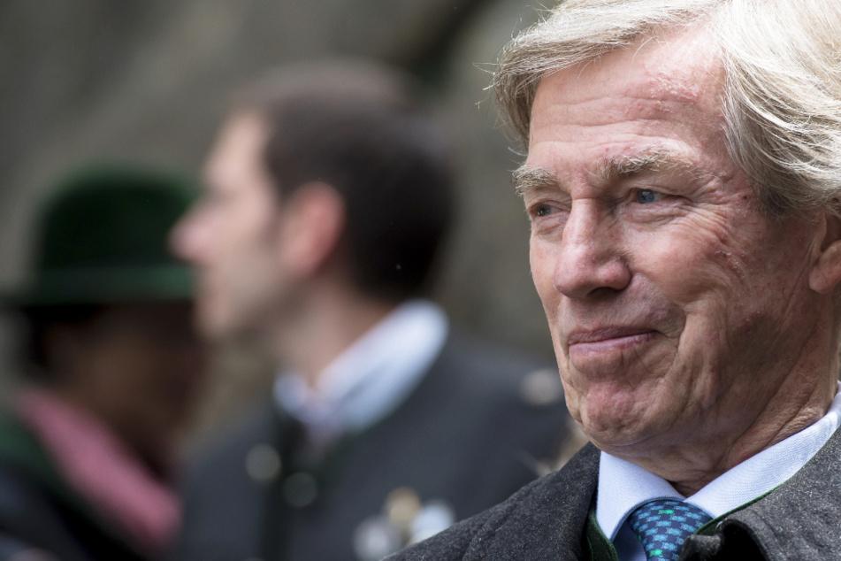 Operations-Drama bei kleiner Tochter! Prinz von Bayern spricht über Schicksalsschlag