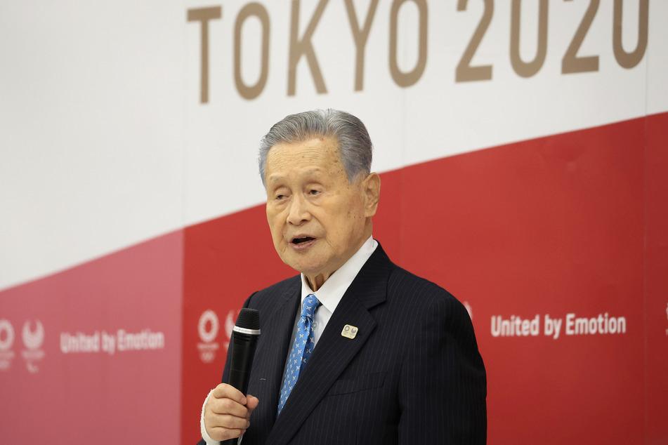 Yoshiro Mori (84) gab seinen Posten als Olympia-Chef im Februar 2020 auf.