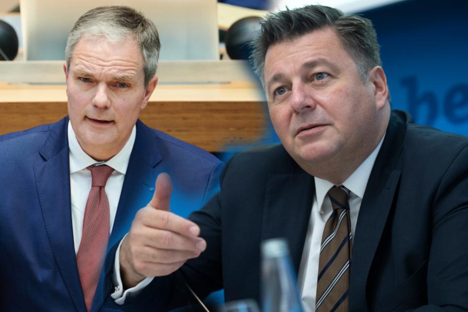 CDU attackiert Senat wegen verschwundenen Schutzmasken