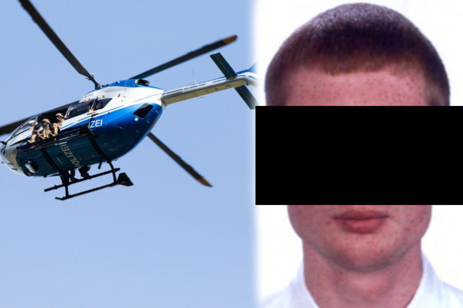 Mann wollte Polizei und Feuerwehr anfahren: Jetzt tauchte er im Krankenhaus auf
