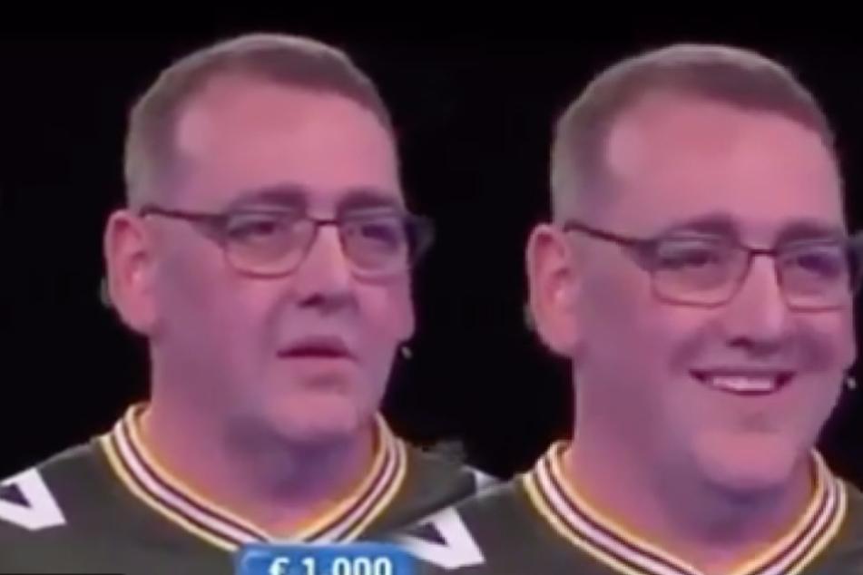 """Dieser Fußball-Fan sorgt für Mega-Lacher in ARD-Quizshow: """"Nee, spreche ich nicht aus!"""""""