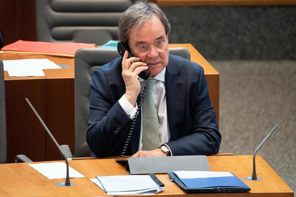 Nordrhein-Westfalens Ministerpräsident Armin Laschet (59). (Archivbild)