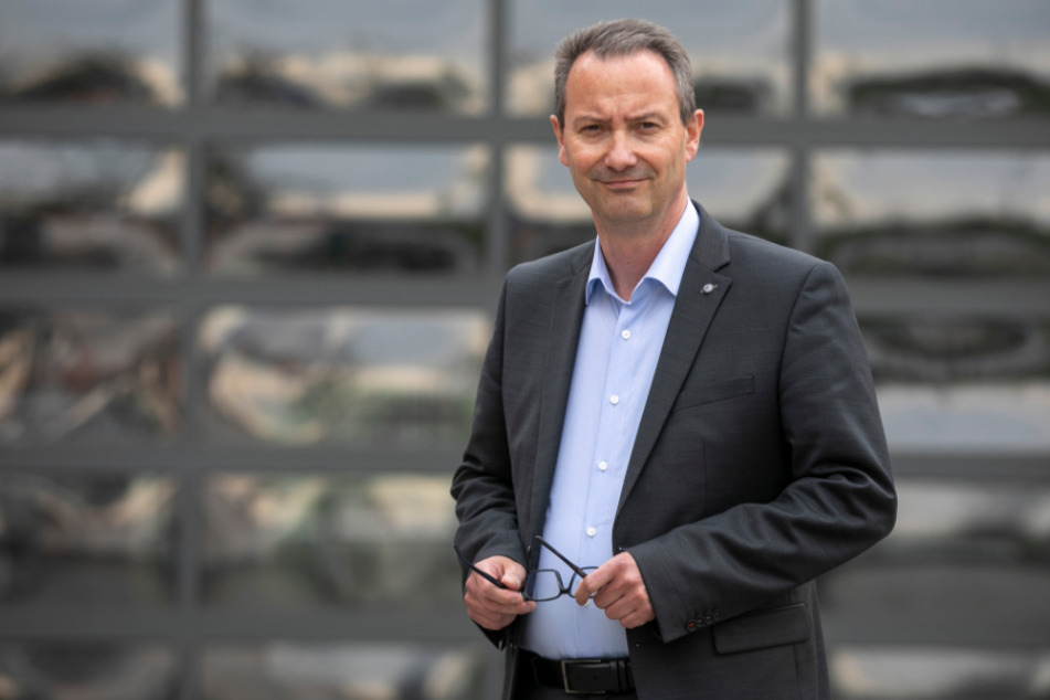 Ex-Fraktions-Chef Jan Donhauser (50, CDU) ist mittlerweile Bildungsbürgermeister.