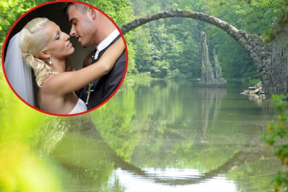 Sind Brautpaare eine Bedrohung für diese Brücke?