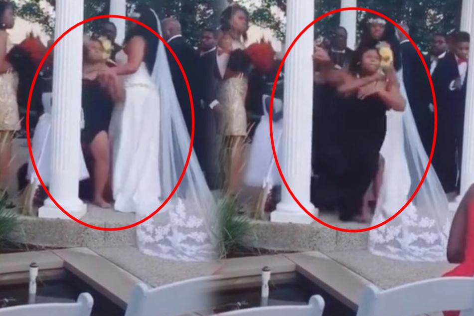 Riesen-Eklat kurz vor dem Ja-Wort: Millionen lachen über dieses Hochzeits-Drama