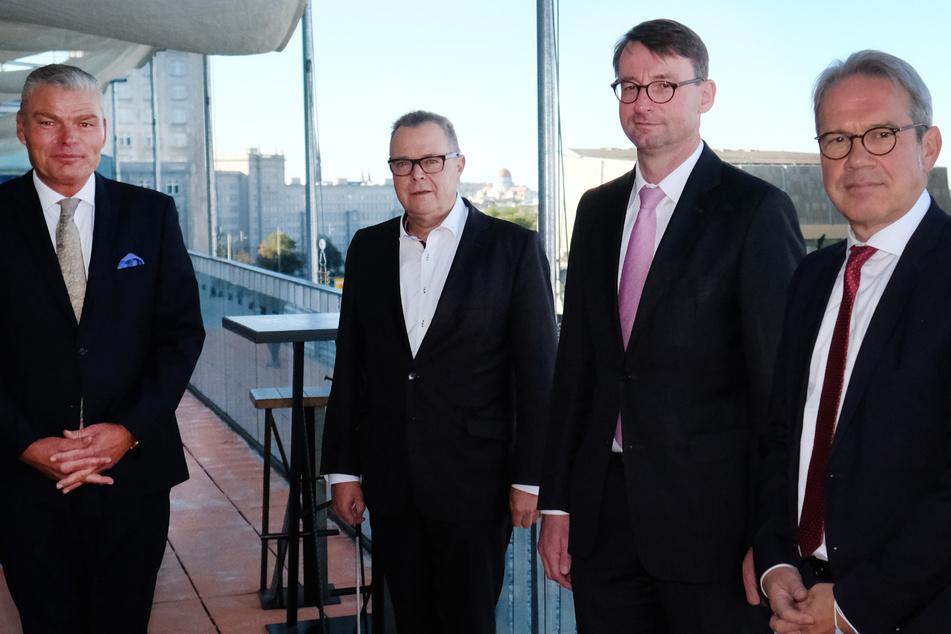 Gemeinsam gegen Rechtsextremismus: Innenminister wollen kooperieren