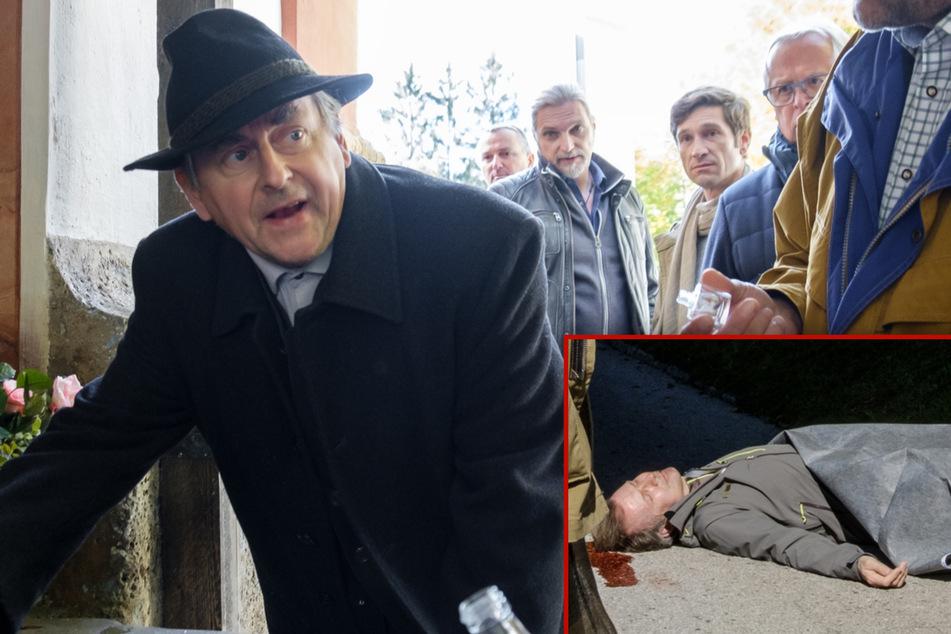 SOKO Wien: Pilger erschlagen, irrer Graf treibt Ermittler in den Wahnsinn