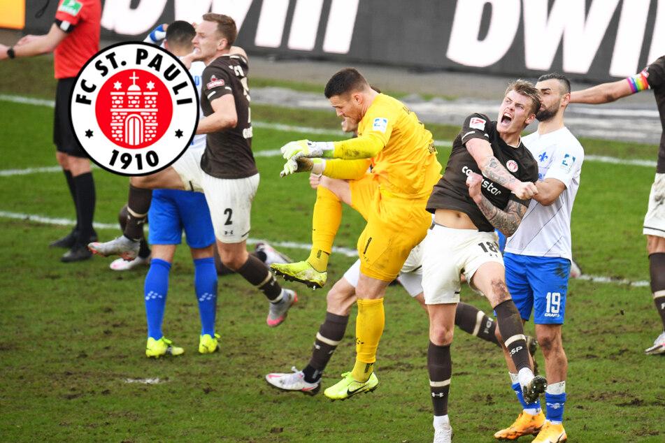 FC St. Pauli nach Burgstaller-Gala das Team der Stunde: Jetzt kommt der HSV!