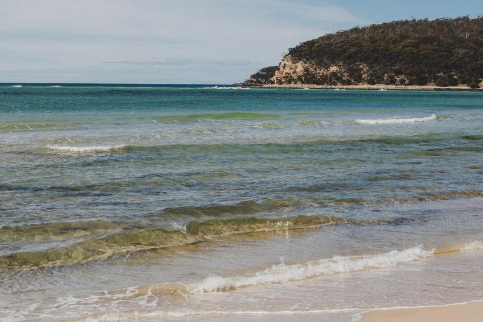 Ein Strand an der australischen Ostküste.
