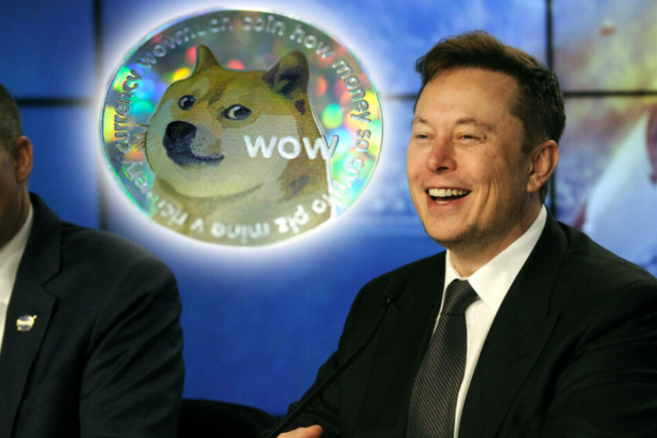 Elon Musk's tweets about cryptocurrencies – including Dogecoin – have had an immediate impact on the stock market.