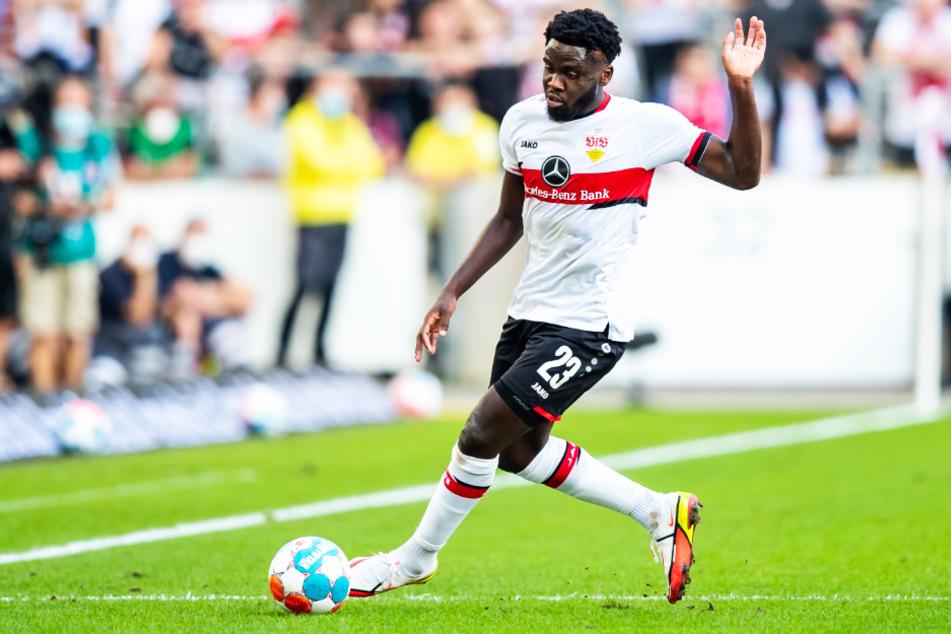 Orel Mangala (23) übernimmt nach seinen Verletzungen beim VfB Stuttgart zunehmend wieder mehr Verantwortung auf dem Platz.