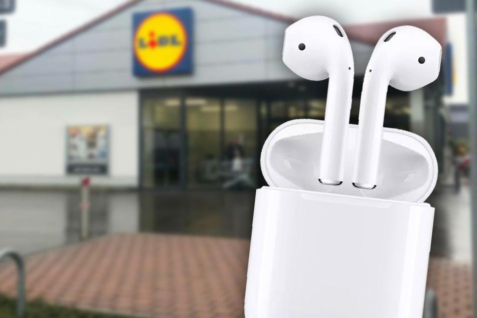 Lidl verkauft diese Woche Apple AirPods super günstig!