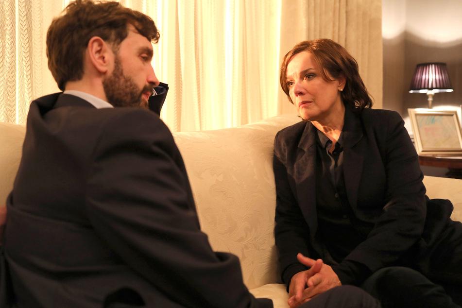 Die Psychologin Cathrin Blake (Désirée Nosbusch, 56) bekommt es mit einem Entführungsfall zu tun.