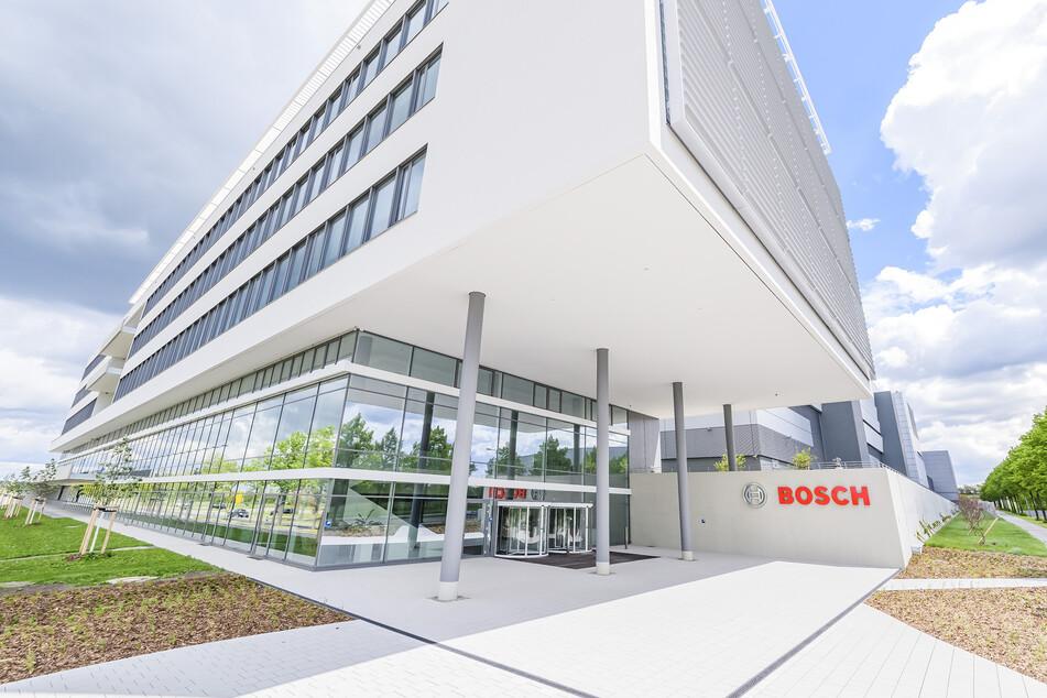Im neuen Bosch-Werk sollen langfristig rund 700 Arbeitsplätze entstehen.