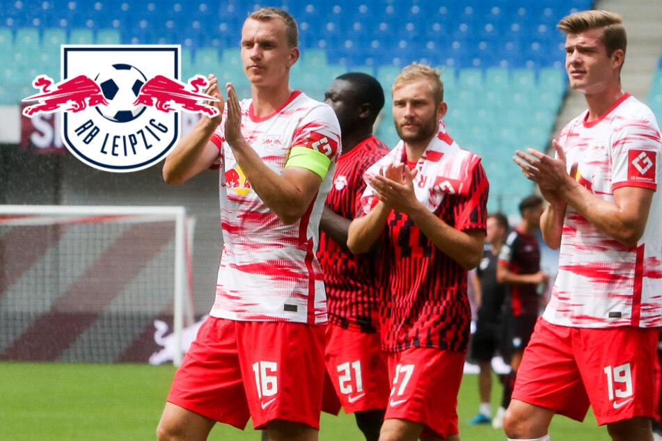 Offene Fragen vor dem Bundesligastart: Wie wird sich RB Leipzigs Kader noch verändern?