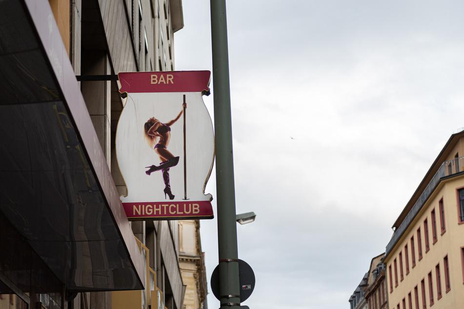Das Rotlicht-Milieu ist fester Bestandteil des Frankfurter Bahnhofsviertels.