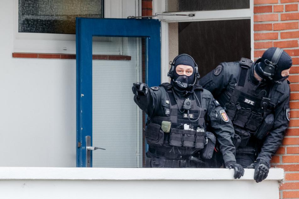 """Haftstrafe für mutmaßlichen Rechtsextremisten des """"Aryan Circle"""""""
