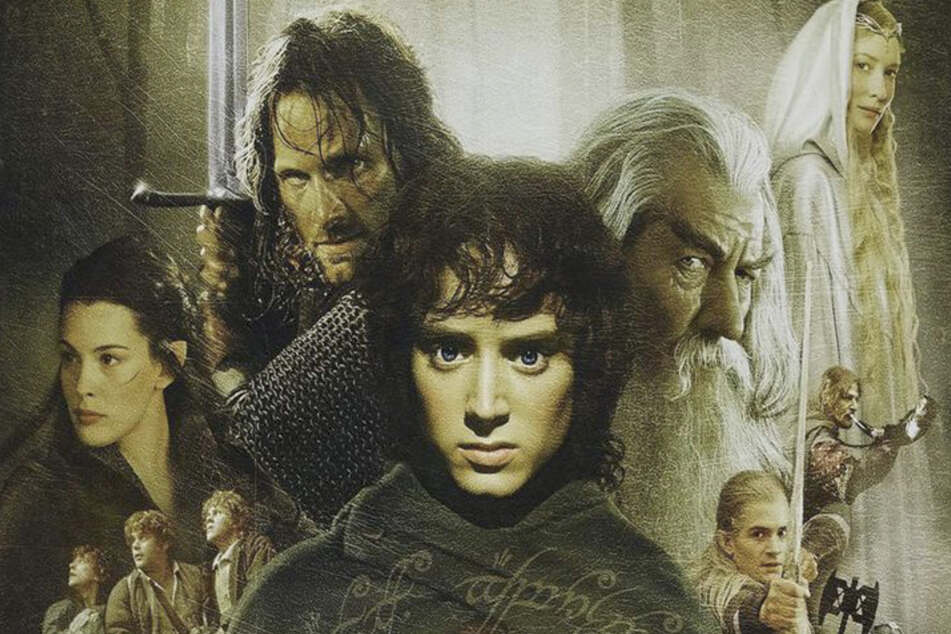 Frodo, Gandalf, Aragorn and Co. all appear in the Soviet version of The Lord of The Rings.