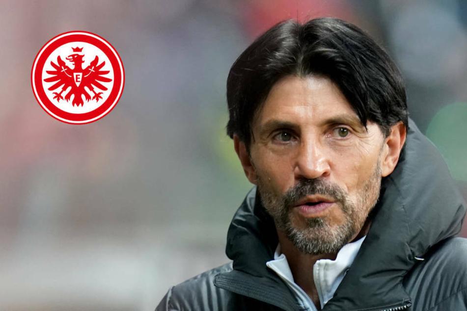 Eintracht Frankfurt präsentiert Nachfolger für Sportdirektor Bruno Hübner