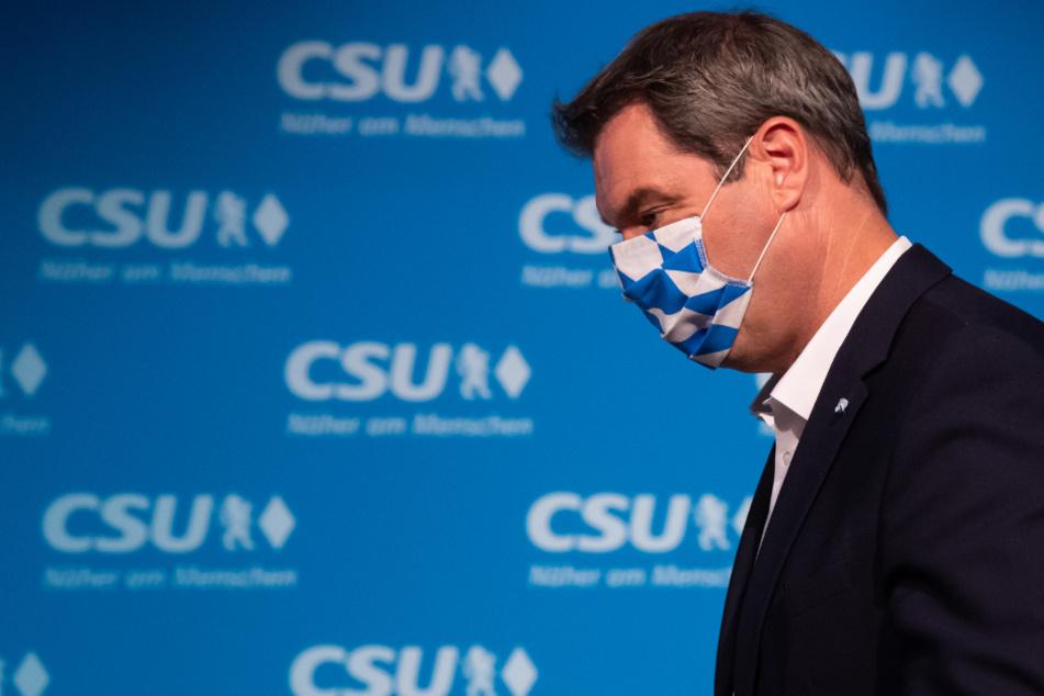 Coronavirus: Söder strikt gegen Abschaffung oder Lockerung der Maskenpflicht