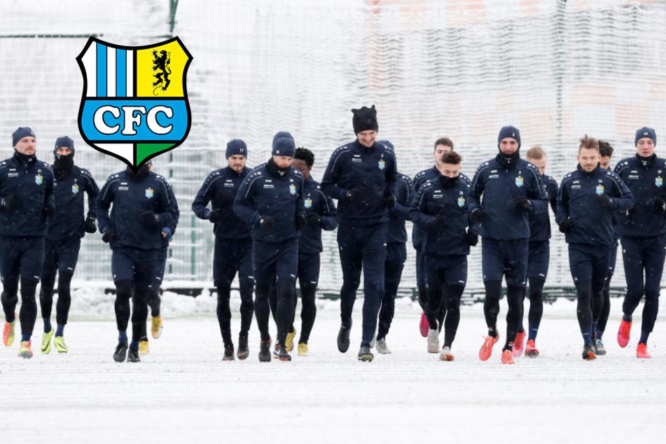 """Chemnitzer FC wird zum Trainingsweltmeister! Coach Berlinski: """"Jeder Tag ist kostbar!"""""""