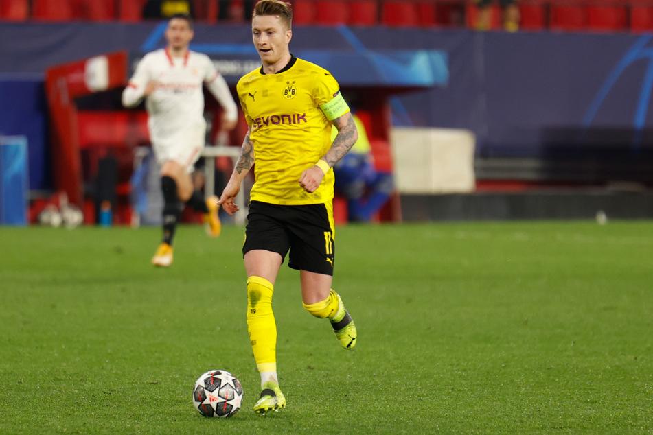 Marco Reus (31) hat es mitlerweile zum Nationalspieler und zum Kapitän von Borussia Dortmund geschafft.