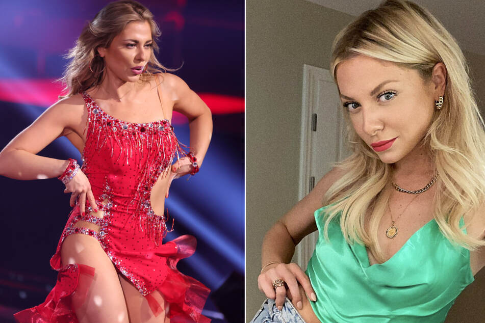 Valentina Pahde (26) bewies bei Let's Dance ihr ganzes Können. Sie landete am Ende auf den zweiten Platz.