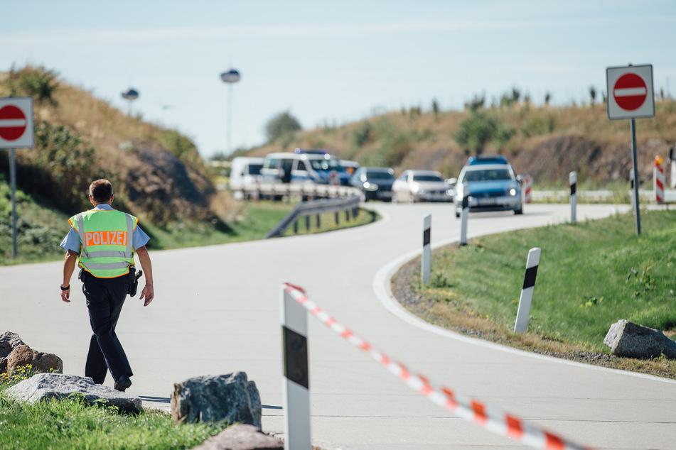 Auf der Autobahn A17 zwischen Dresden und Prag kommt es häufiger zu Unfällen und stockendem Verkehr. (Foto: Oliver Killig/dpa)