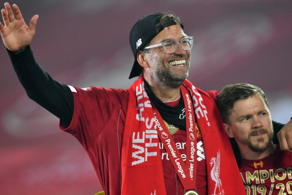 Jürgen Klopp (53) wurde mit dem FC Liverpool in der vergangenen Saison Meister in der Premier League.