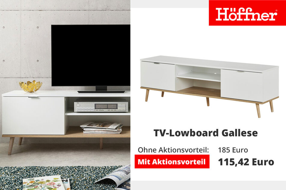 TV-Lowboard Gallese