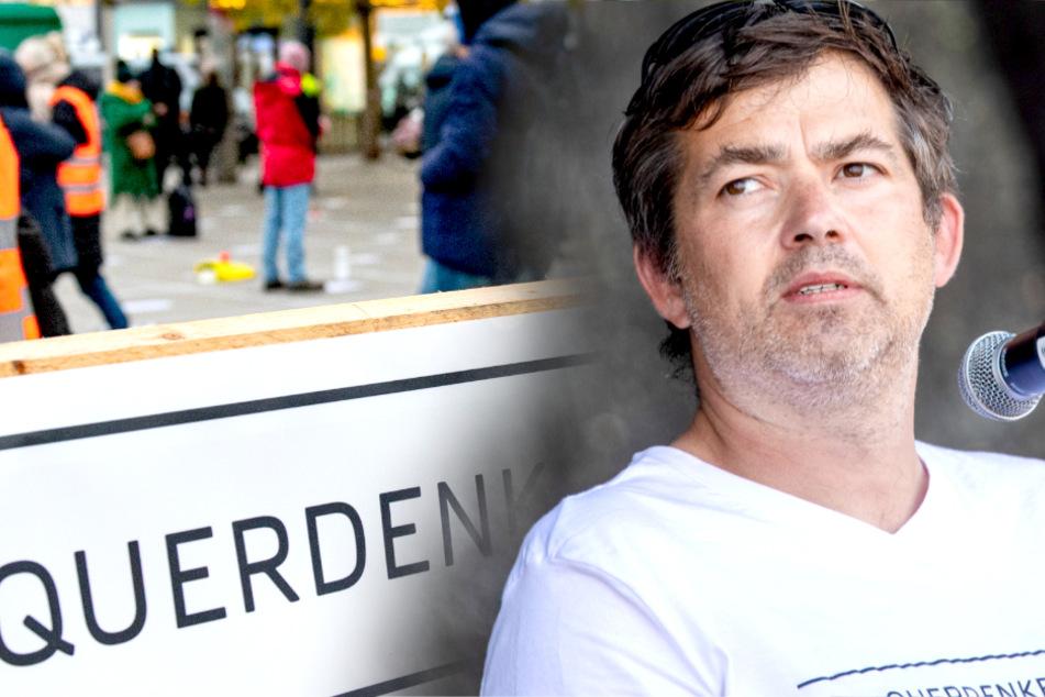 """""""Querdenken""""-Demo verboten: Polizei will durchgreifen!"""