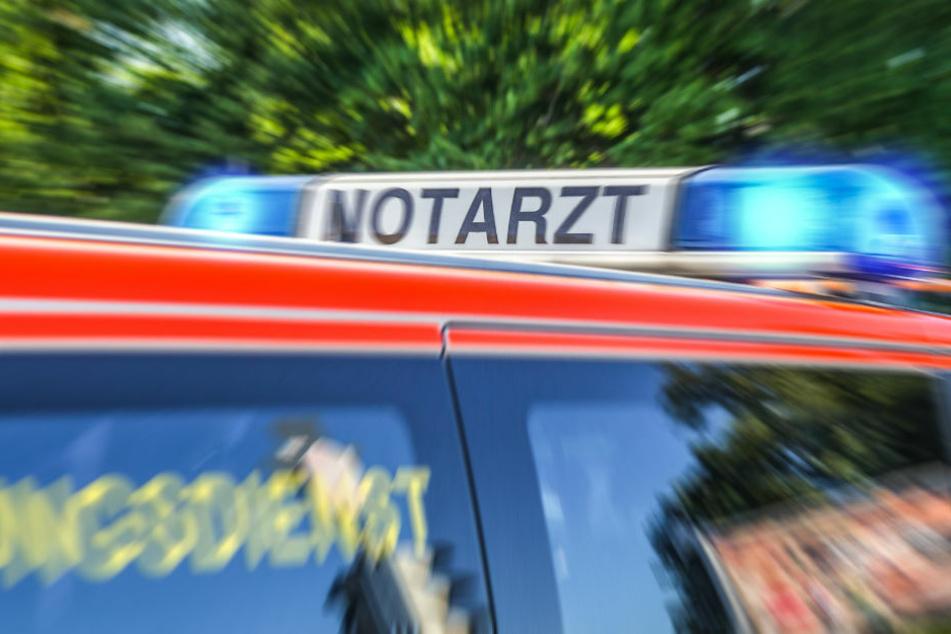 Unfall auf der Landstraße: Mann (†32) kracht frontal gegen Baum und stirbt