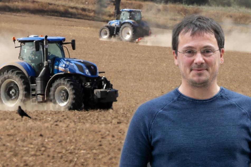 Sachsens Landwirte in Sorge: Ernte-Einbußen nach drei Trocken-Jahren