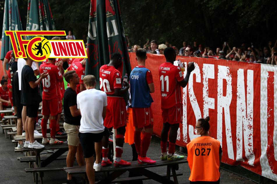 Union feiert Zaun-Party und drängt auf Fan-Rückkehr