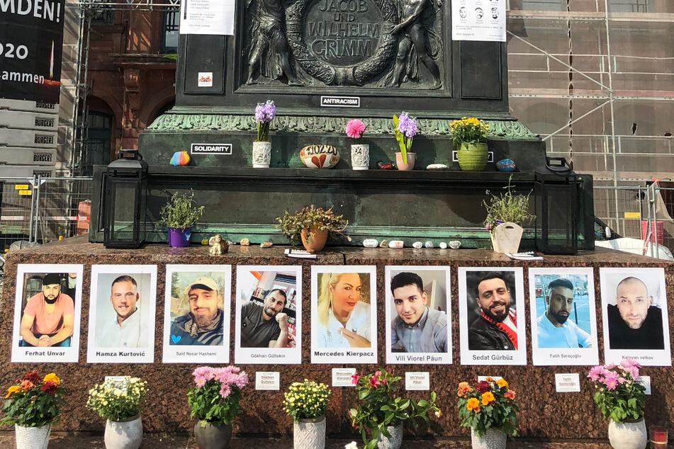 Blutnacht von Hanau: Gedenkstätte für Opfer des Anschlags geschändet