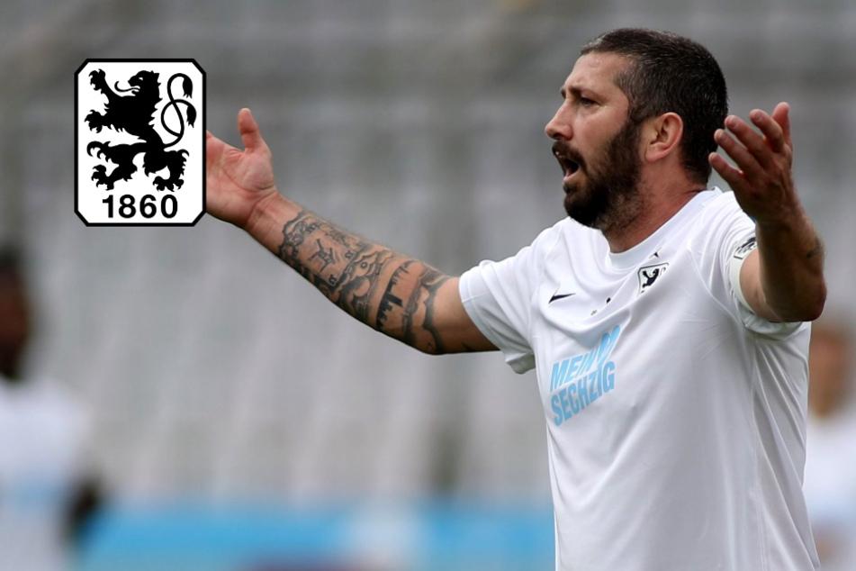 """TSV 1860 München ohne Mölders im Saisonfinale? DFB ermittelt nach """"Spacko""""-Aussage!"""