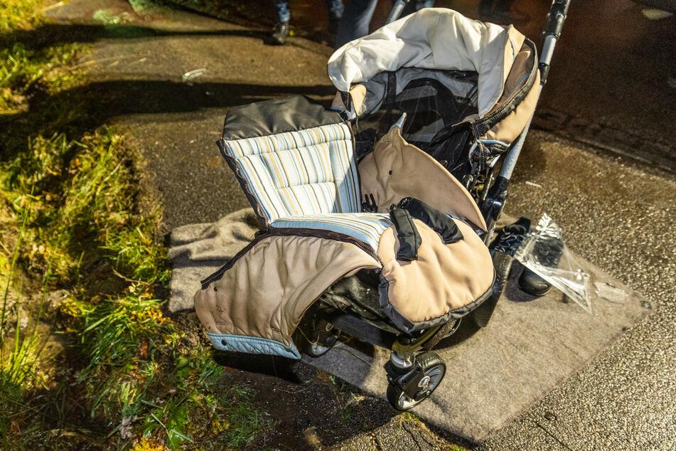 Das erst zwei Monate alte Kind der Familie überstand den folgenschweren Unfall unverletzt.