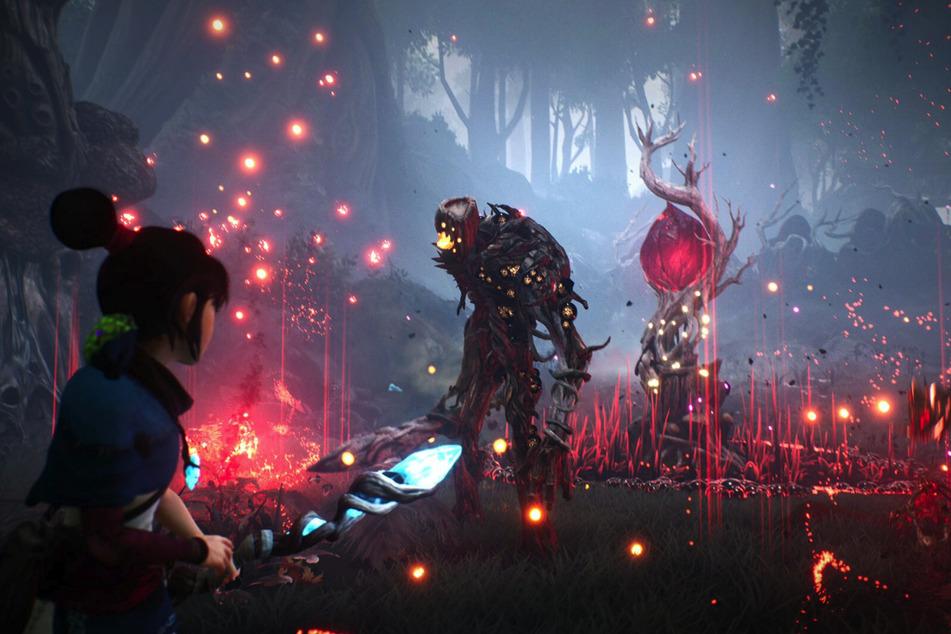 """Das Kampfsystem ist nicht so dynamisch wie beispielsweise in einem """"Dark Souls"""". Trotzdem machen die Kämpfe Spaß und sind auf einem höheren Schwierigkeitsgrad auch ziemlich anspruchsvoll."""