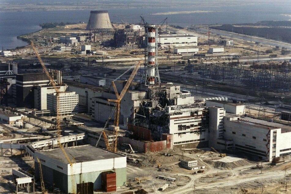 In der Nacht auf den 26. April 1986 verloren Ingenieure die Kontrolle über ihre Meiler im Atomkraftwerk Tschernobyl - mit schlimmen Folgen. (Archivbild)