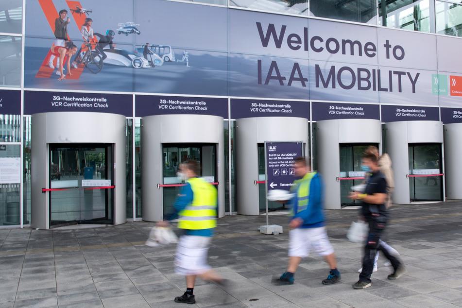 Die Messe IAA Mobility 2021 soll vom 7 bis 12. September in München stattfinden.