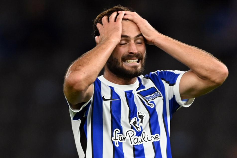 Bald könnte die Zeit des Haareraufens für Lucas Tousart (23) im Mittelfeld von Hertha BSC ein Ende haben, wenn er gemeinsam mit seinem Freund Mattéo Guendouzi (21) für Wirbel sorgen kann.