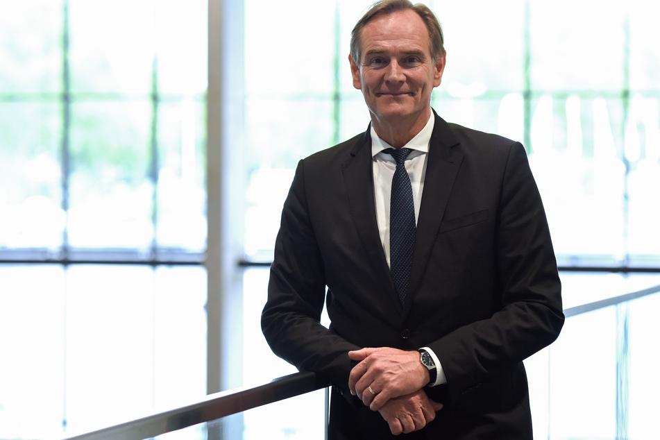 Burkhard Jung (62, SPD), Oberbürgermeister von Leipzig und Städtetagspräsident.