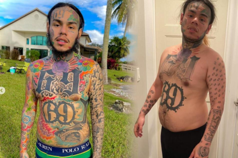 """Hunger dich runter"": Rapper 6ix9ine gibt fragwürdige Abnehm-Tipps"