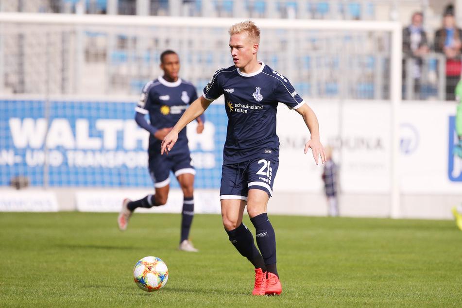 Mittelfeldspieler Maximilian Jansen (28) war zuletzt für den MSV Duisburg aktiv.