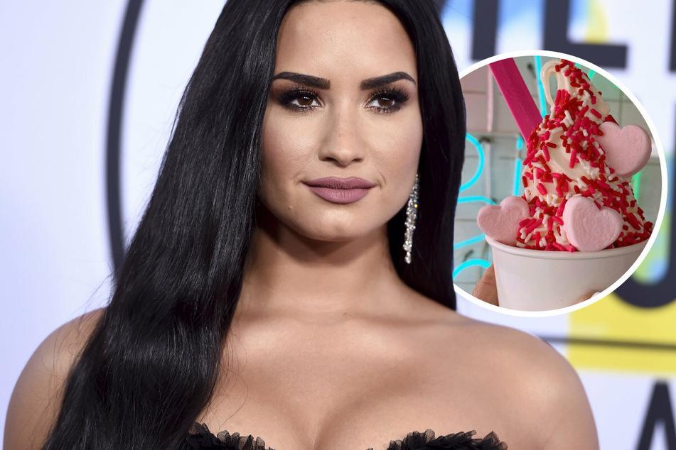 Weil die Produkte zuckerfrei sind: Demi Lovato wettert gegen Frozen-Yoghurt-Laden!