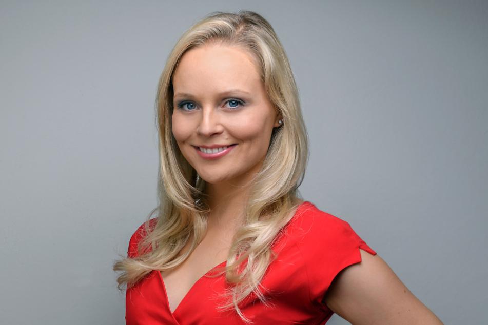 """Von 2018 bis 2020 gehörte Jenny Löffler zum Hauptcast der Serie """"Sturm der Liebe""""."""