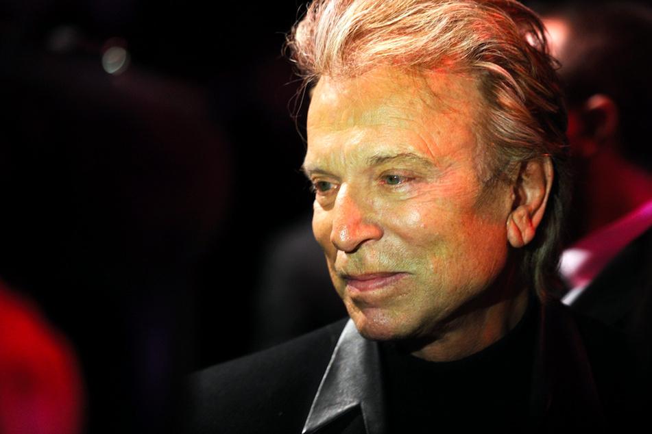 """Der Entertainer Siegfried Fischbacher vom vom Magier-Duo """"Siegfried und Roy"""" starb mit 81 Jahren an Krebs."""