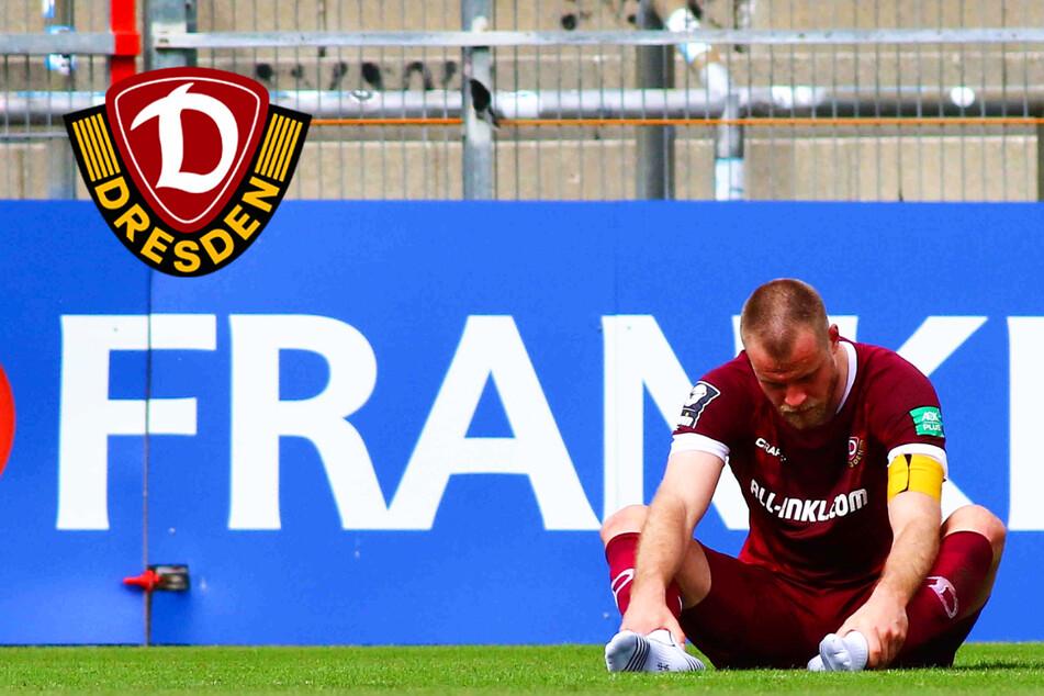 Gründe für Dynamos Formtief: Verletzungspech, keine Platzhirsche, Taktik